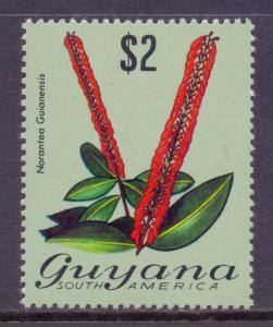 Guyana Scott 146, 1971 Flowers $2 MH*