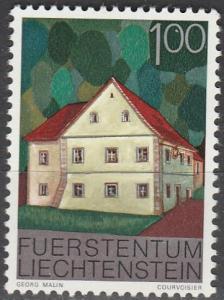 Liechtenstein #646   MNH   (S5905)