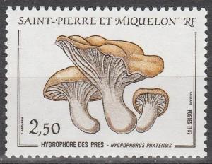 St Pierre & Miquelon #487 MNH  (S7913)