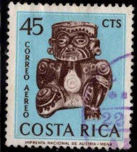 Costa Rica Scott C383 used