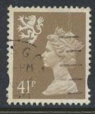 GB Scotlan  SG S88 SC# SMH69 Used   Machin 41p  see details