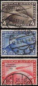 Germany C43-C45
