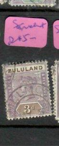 ZULULAND  (P2305B)  QV  3D  SG 23  MELMOUTH     VFU