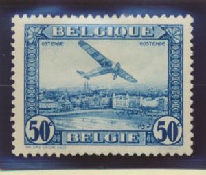 Belgium Stamp Scott #C1, Mint Hinged - Free U.S. Shipping, Free Worldwide Shi...