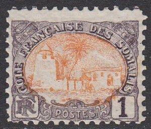 Somali Coast 34a MLH (see Details) CV $1.75