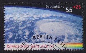 GERMANY BUND [2006] MiNr 2508 ( O/used ) Weltraum