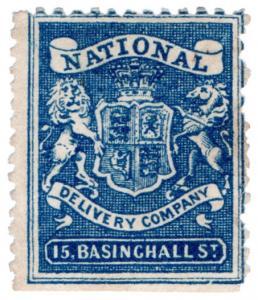 (I.B) Cinderella Collection : Circular Delivery Company (National)