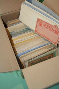 LATIN Caribic Middle America Unique 550+ Postal Cards & Covers Stamp Collection