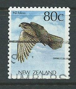 New Zealand SG 1467ab perf 12  FU