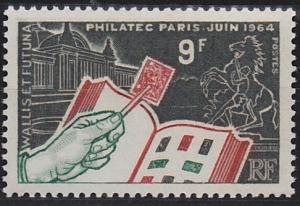 Wallis and Futuna 167 MNH (1964)