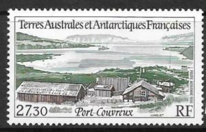 FRENCH SOUTHERN & ANTARCTIC TERRITORIES SG360 1996 PORT COUVREUX MNH