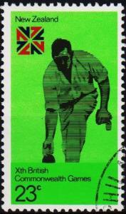 New Zealand. 1974 23c S.G.1045 Fine Used