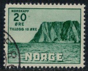 Norway #B54  CV $15.00
