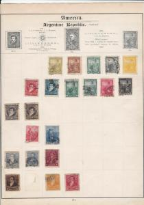 America Stamps Ref 15047