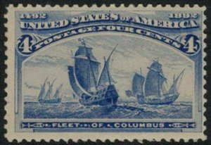 MALACK 233 F/VF OG NH, great looking stamp, nice ww1670