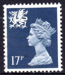 GREAT BRITAIN WALES 1991 17P