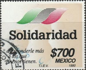 Mexico, #1656 Used , From 1990