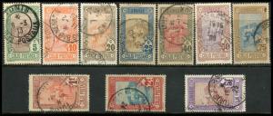 Tunisia Q1-Q10 Used