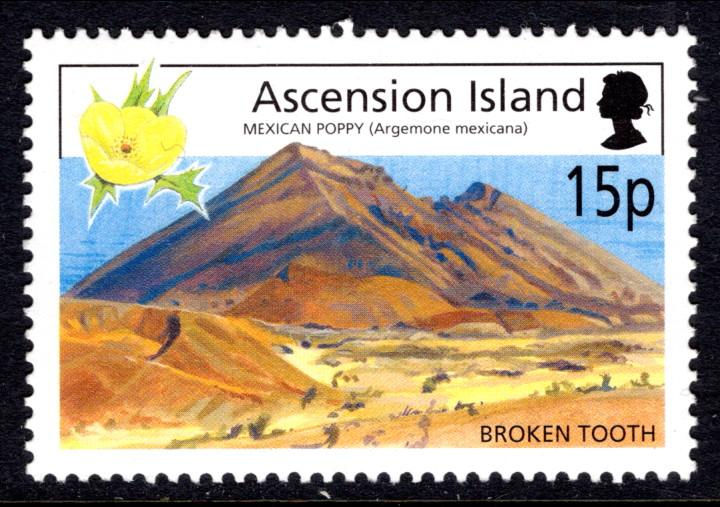 Ascension 803 MNH VF