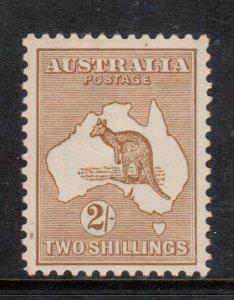 Australia #43 (SG #29) Very Fine Mint Full Original Gum Hinged