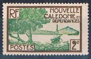 New Caledonia 137 MNH Bay of Paletuviers (N0580)+