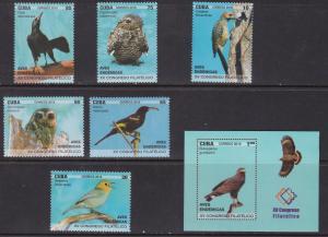 Fauna, Birds MNH / 2018