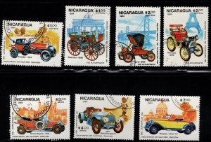 Nicaragua 1984 SC# 1359-1365 (2)