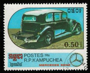 MERCEDES BENZ, 0.5 Riels (T-7618)