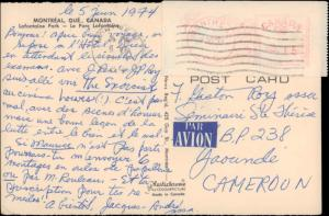 Canada, Meters, Picture Postcards