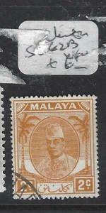 MALAYA KELANTAN  (P0704BB)  2C  SG 62B  VFU
