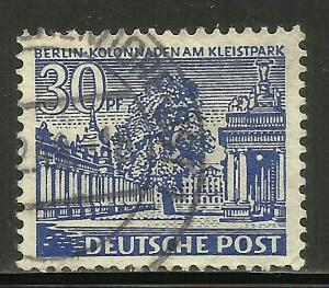 German Occupation - Berlin 1949 Scott# 9N51 Used