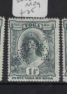 Tonga Specimen SG 56s MOG (5dqj)