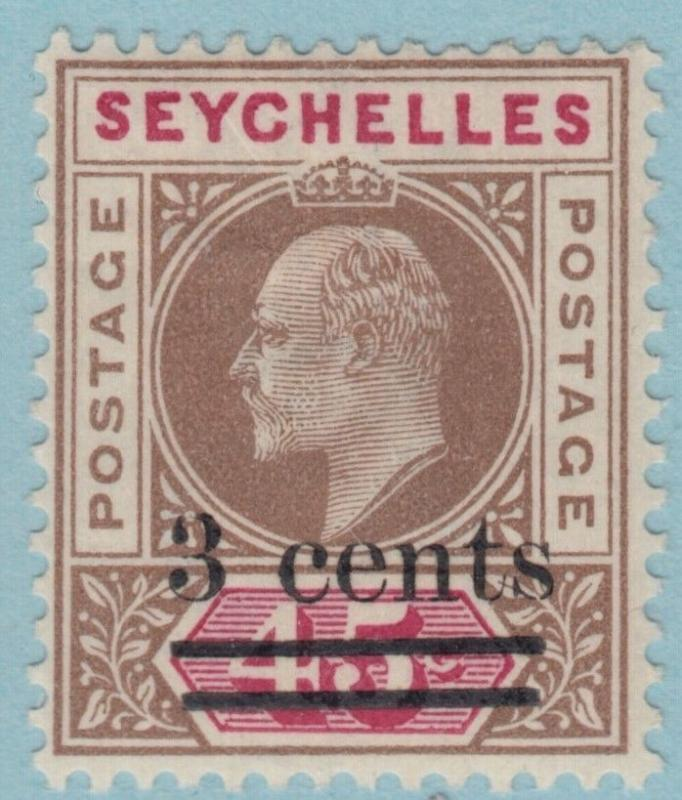 SEYCHELLES  51  MINT HINGED OG *  NO FAULTS EXTRA  FINE !
