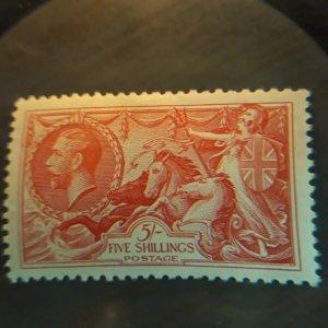 GB 223  1934  5 sh  unused  VLH