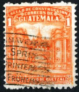 Guatemala - SC #RA21 - Used - 1943 - Item G94