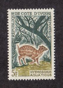 Ivory Coast Scott #204 MNH