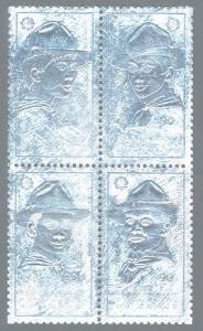 Congo PR 256A MNH Boy Scouts, Lord Baden-Powell