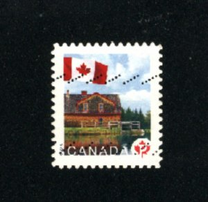 Canada #2354  used  VF  2010  PD