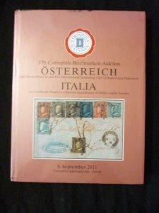 CORINPHILA AUCTION CATALOGUE 2011 AUSTRIA & ITALY 'WYLER' COLLECTION