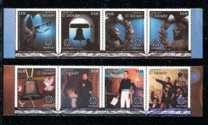 Salvador 1709-1710, MNH, First Call for Independence 2011. x31089