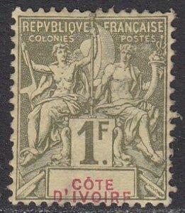 Ivory Coast 17 MNG CV $52.50