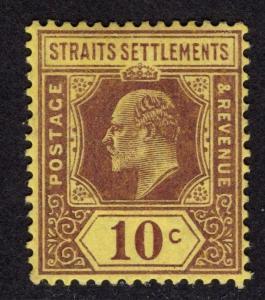 $Straits Settlements Sc#98 M/H, Cv. $29