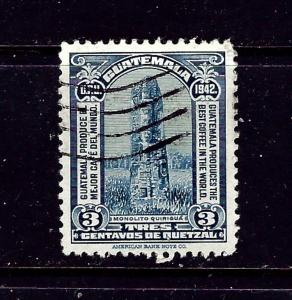 Guatemala 303 Used 1942 issue
