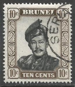 BRUNEI 89 VFU Z7639