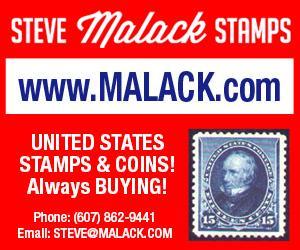 Steve Malack Stamps