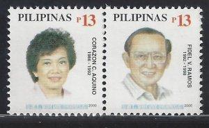 2675 Presidents/Aquino/Ramos CV$4