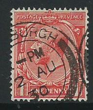 GB George V  SG 419  Used