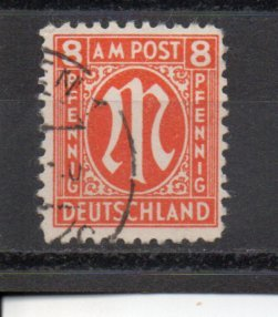 Germany 3N6 used