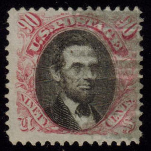 122 VF/XF, wonderful color with a light cancel, Seld..MORE.. gu1261
