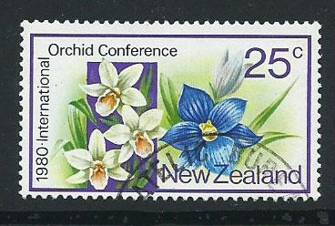 New Zealand SG 1214  Very Fine Used